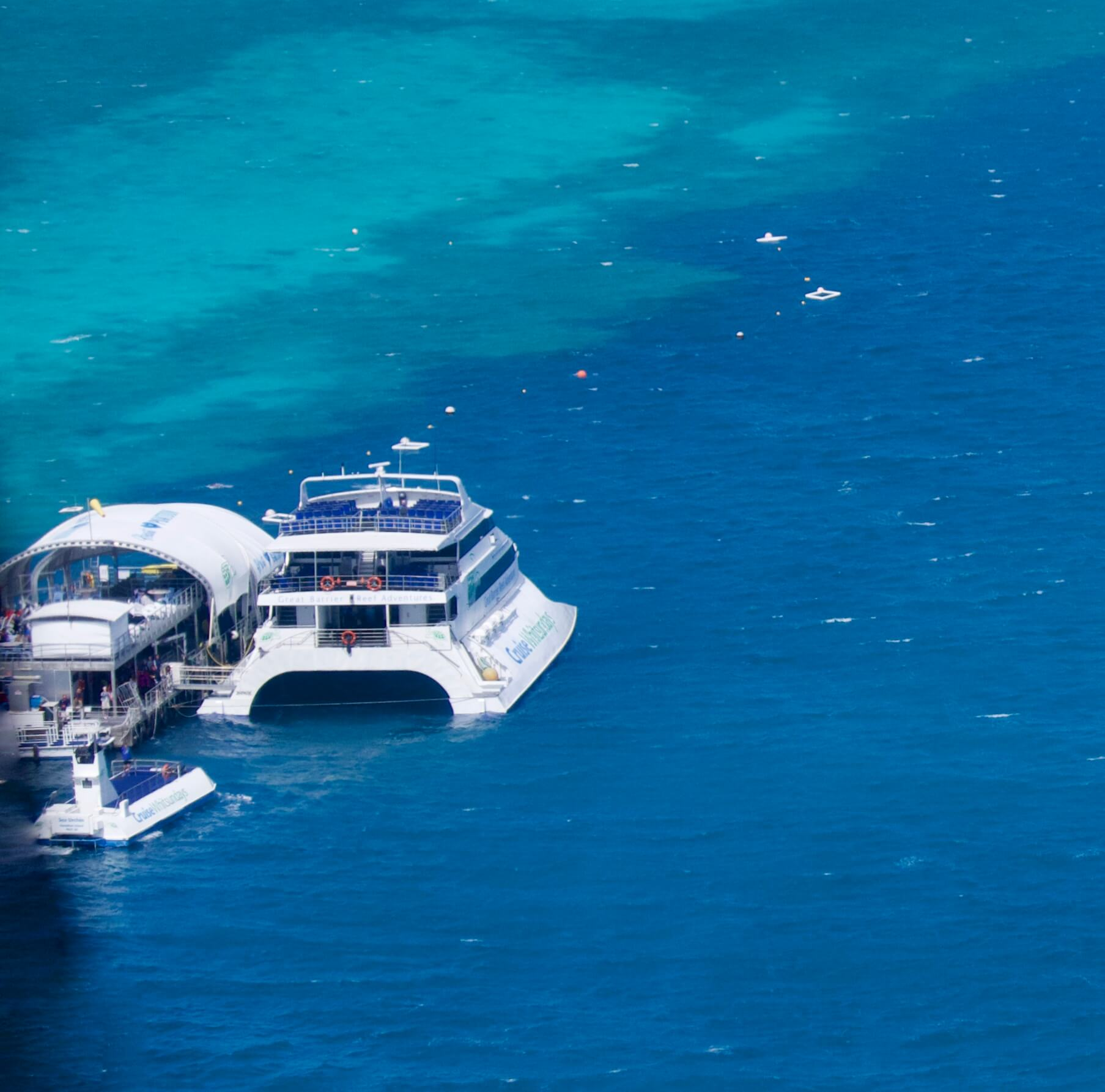 Best Great Barrier Reef Tour guaranteed to provide