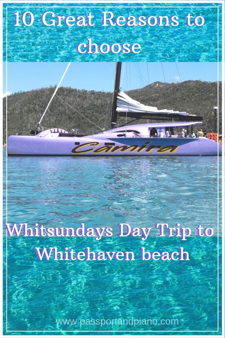 10 Great Reasons to choose Camira Whitsundays Day Trip to